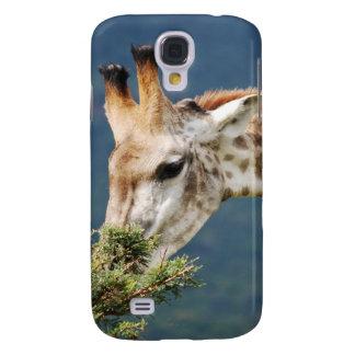 La jirafa que come alguno se va funda para galaxy s4