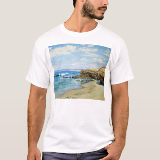 La Jolla Beach by Guy Rose T-Shirt