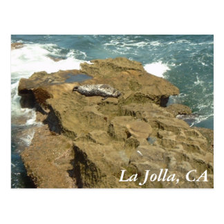 La Jolla CA Postales
