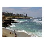 La Jolla Cove Beach Post Cards