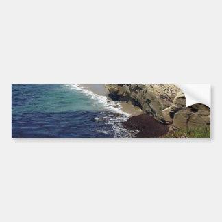 La Jolla Cove Bumper Sticker