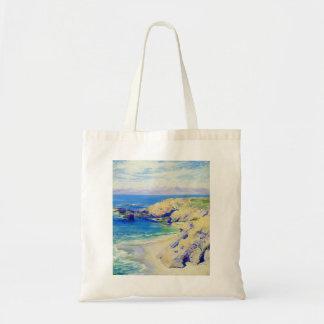 La Jolla Cove by Guy Rose Tote Bag