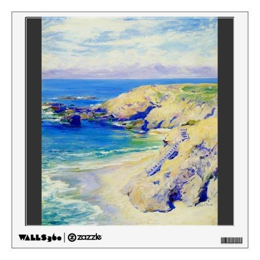 La Jolla Cove by Guy Rose Wall Sticker
