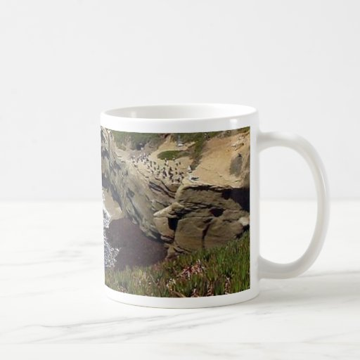 La Jolla Cove Classic White Coffee Mug