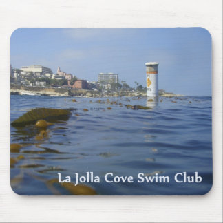 La Jolla Cove Swim Course Mounse Pad Mouse Pad