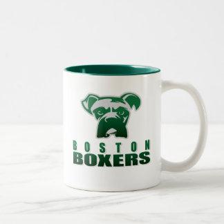 La Jolla Pop Warner Football & Cheer Two-Tone Coffee Mug