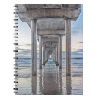 La Jolla, Scripps Pier Notebook