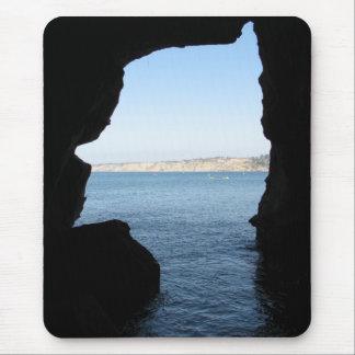 La Jolla Sea Cave Mouse Pad