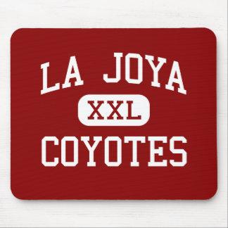 La Joya - Coyotes - High School - La Joya Texas Mouse Pad