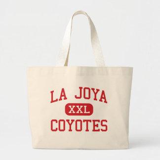 La Joya - coyotes - High School secundaria - La Jo Bolsas De Mano