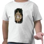 La joya de Gresley, con los retratos miniatura del Camisetas