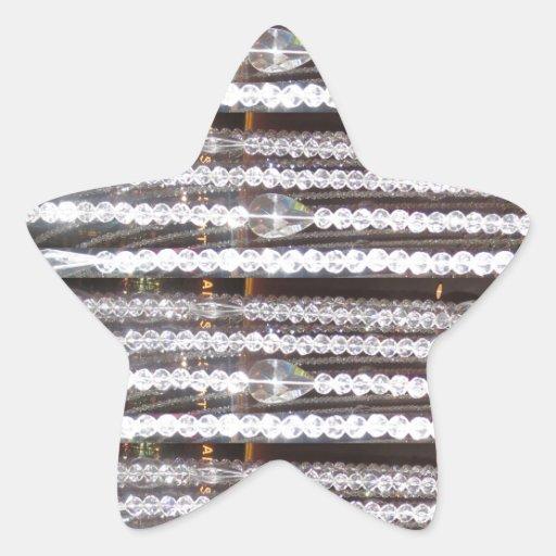 La joya de la CHISPA ATA el modelo NavinJOSHI Calcomanía Forma De Estrella Personalizada