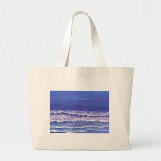 La joya entonó los regalos del paisaje marino de l bolsa de mano