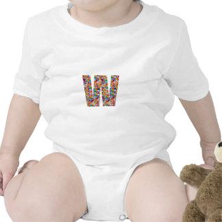 la JOYA yyy del ALFABETO del uuu vvv WWW del zzz Trajes De Bebé
