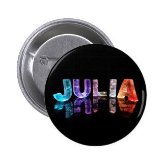 La Julia conocida en 3D se enciende (la fotografía Pin