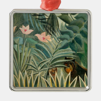 La Jungle ecuatorial, 1909 (aceite en lona) Ornamentos De Reyes
