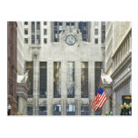 'La junta de comercio de Chicago, Chicago, Postal