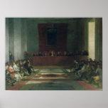 La junta de las Filipinas, 1815 Póster