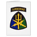 La junta del comando de operaciones especiales fue tarjeta