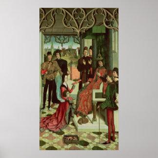 La justicia del emperador Otto: Ensayo por el fueg Póster