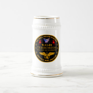 La justicia prevalecerá jarra de cerveza
