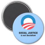La justicia social no es socialismo imanes