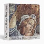 La juventud de Moses, detalle de Botticelli Sandro