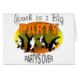 La juventud es 1 fiesta grande felicitacion