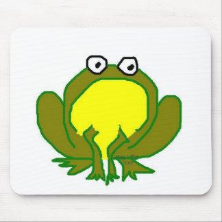La Kermese Frog Mouse Pad