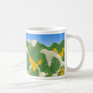 la ladera taza clásica