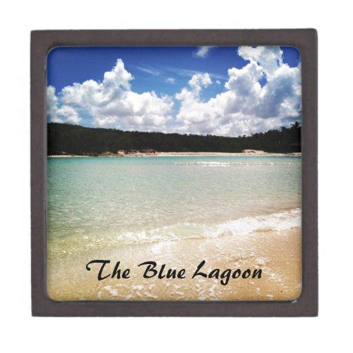 La laguna azul cajas de regalo de calidad