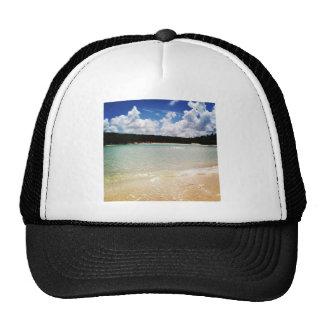 La laguna azul gorras