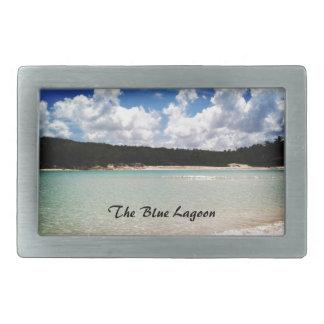 La laguna azul hebillas de cinturon