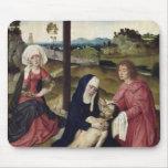 La lamentación, c.1455-60 alfombrilla de raton