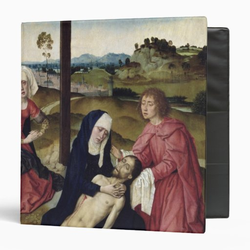 """La lamentación, c.1455-60 carpeta 1 1/2"""""""