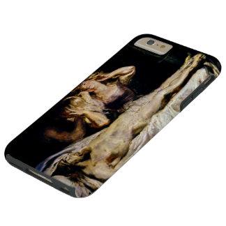 La lamentación del Jesucristo - Rubens Funda De iPhone 6 Plus Tough