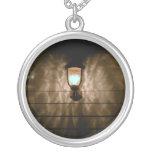 la lámpara con ángel se va volando la reflexión en grimpola personalizada