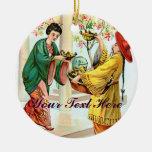 La lámpara de Aladdin Ornamentos De Reyes