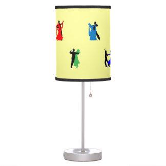 La lámpara del baile