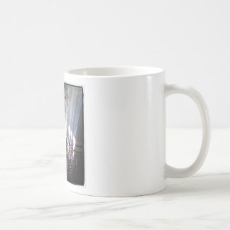 La lámpara elegante taza