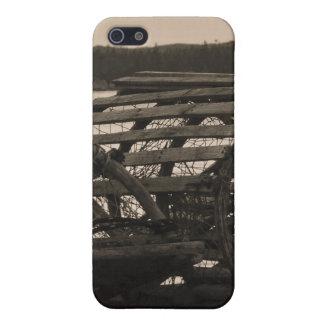 La langosta atrapa sepia iPhone 5 coberturas