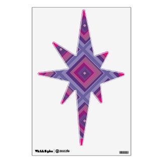 la lavanda púrpura de la pasión coloca arte del