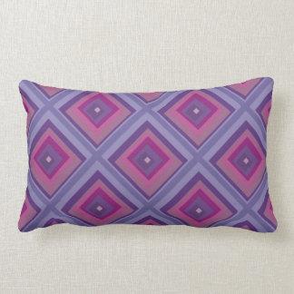 la lavanda púrpura de la pasión coloca arte del cojines