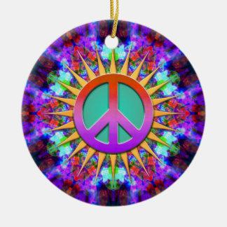 La lavanda soña el ornamento maravilloso del signo adornos de navidad