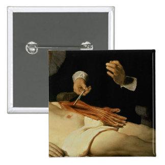 La lección de la anatomía del Dr Nicolaes Tulp 1 Pin