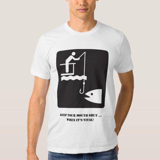 La lección de la vida - T-shirt1 divertido (M/B) Playera