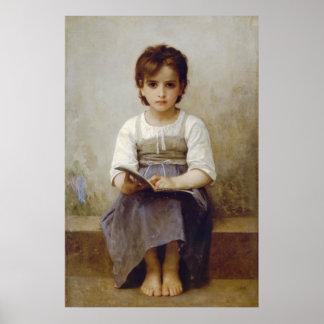 La lección difícil (1884) posters
