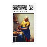 La lechera [1]. Por Juan Vermeer Sello