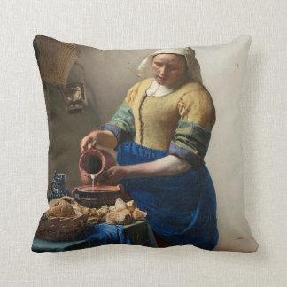 La lechera almohada