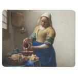 La lechera de Juan Vermeer Cuadernos Grapados